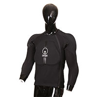 Maglia Forcefield Abrasion Resistant Ce2 Nero