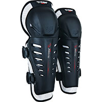 Fox Titan Race Ce Knee Guard Black