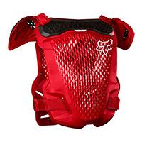 Pettorina Fox R3 Rosso