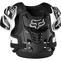 Fox Raptor Vest Ce Black White
