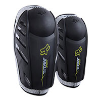 Fox Titan Sport Elbow Guard Black