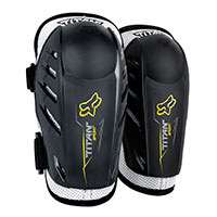 Fox Titan Sport Youth Elbow Guard Black Kid