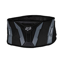Fox Turbo Kidney Belt Black Gray
