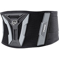 Fox Turbo Xl Kidney Belt Black Grey