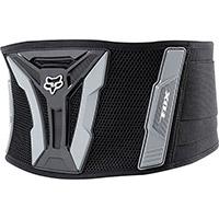 Riñonera Fox Turbo XL negro gris