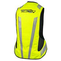 Gilet Airbag Helite E-turtle Hi-vis Giallo
