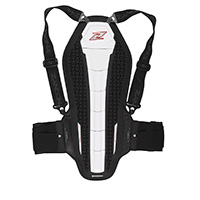 Zandona Back Protector Hybrid Back Pro X6 White