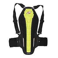 Zandona Back Protector Hybrid Back Pro X6 Yellow