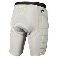 Pantaloni Corti Klim Tactical Grigio