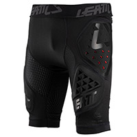Pantalon Court Leatt Impact 3df 3.0 Noir