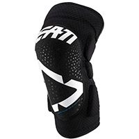 Leatt 3df 5.0 Knee Guards White Black