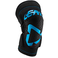 Leatt 3df 5.0 Knee Guards Fuel Blue Black