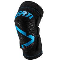 Leatt 3df 5.0 Knee Guards Fuel Blue Black