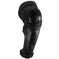 Leatt 3df Hybrid Ext Knee Guards Black
