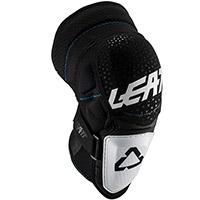 Ginocchiere Leatt 3df Hybrid Bianco Nero