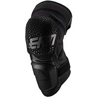 Leatt 3df Hybrid Knee Guards Black