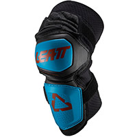 Ginocchiere Leatt Enduro Fuel Blue Black