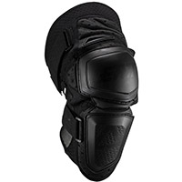 Latt Enduro Knee Guards Black