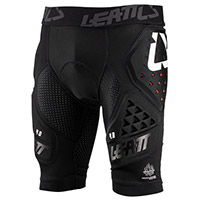 Pantalon Court Leatt Impact 3df 4.0 Noir