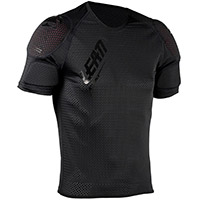 Leatt Shoulder Tee 3df Airfit Black