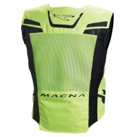 Macna Vision 4 All S Reflective Gilet Yellow