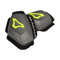 Macna Knee Sliders Pro Grey