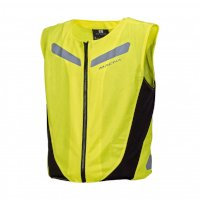 Gilet Macna Vision 4 All Element Giallo