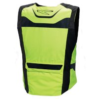 Macna Vision 4 All Plus Reflective Gilet Yellow
