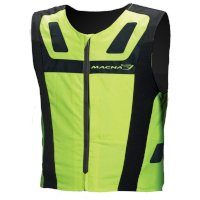 Gilet Macna Vision 4 All Plus Gialla