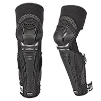 O Neal Park Fr Carbon Look Knee Guards Black