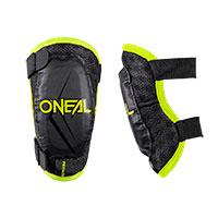O Neal Peewee Youth Elbow Guard Neon Yellow Kid