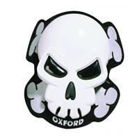 Oxford Coppia Saponette Skull