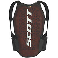 Scott Airflex Junior Airflex Back Protector Black Kinder
