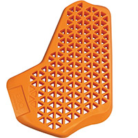 Protecteur Poitrine Gauche Scott D30 Cp1 Orange