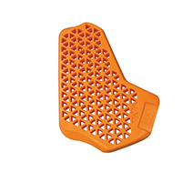 Scott D30 Cp1 Right Chest Protection Orange