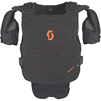 Scott Softcon 2 Body Armor Protector Black