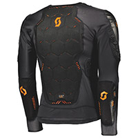 Scott Softcon 2 Jacket Protector Black
