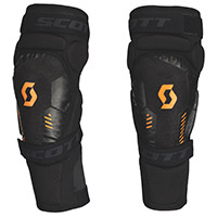 Scott Softcon 2 Knee Guards Black