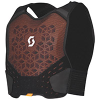 Scott Softcon Junior Body Armor Black Kinder
