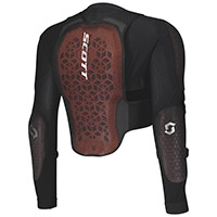 Scott Softcon Junior Jacket Protector Black Kinder