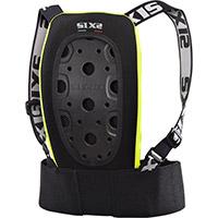Six2 Kit Pro Backbone Back Protector Yellow