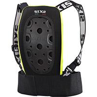 Six2 Kit Pro Backbone L1 Back Protection Black