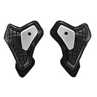 Spidi Warrior E.slider Gp Black/white