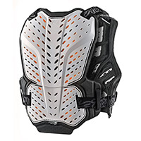 Troy Lee Designs Rockfight Ce Chest Protector White