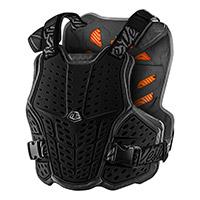 Protector de pecho Troy Lee Designs Rockfight CE negro