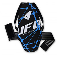 Ufo Atrax Kid Long Back Protector Black Blue Kid