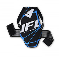 Ufo Atrax Short Kid Back Protector Black Blue Kid