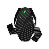 Ufo Atrax Wrap Medium Kid Back Protector Black