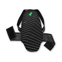 Ufo Atrax Wrap Short Kid Back Protector Black Kinder