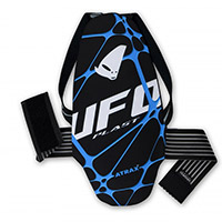 Protection Dorsale Ufo Atrax Medium Noir Bleu